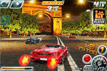 Игры для Symbian 9.4 Touch Nokia 5800, 5530, N97, 5230, X6
